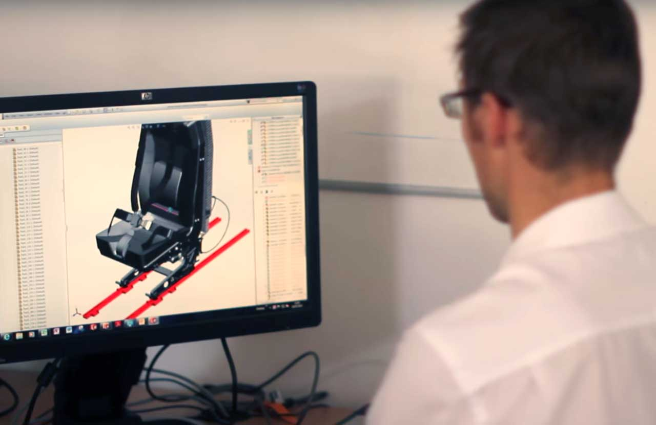 Motion Cueing Systems | Stirling Dynamics
