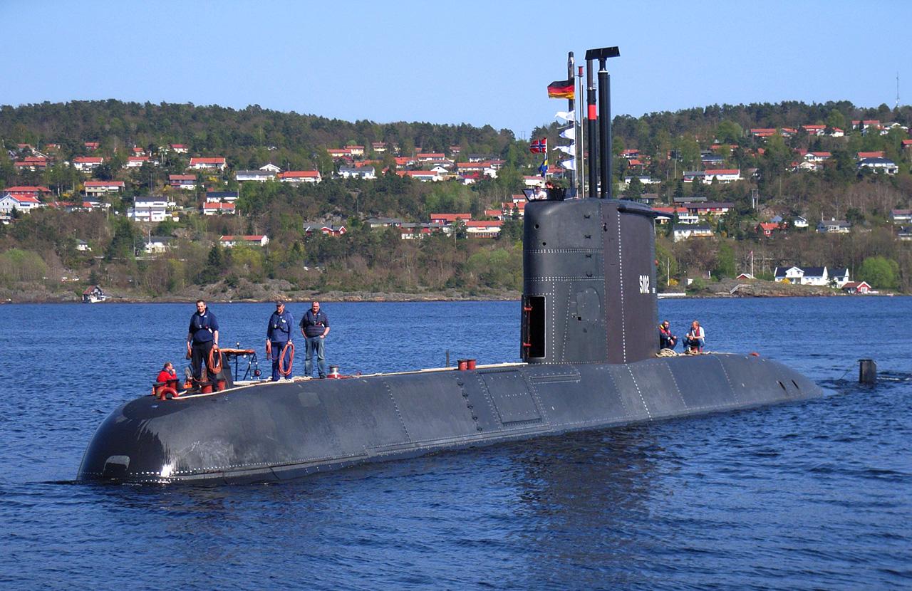 Submarine Control System Design Stirling Dynamics