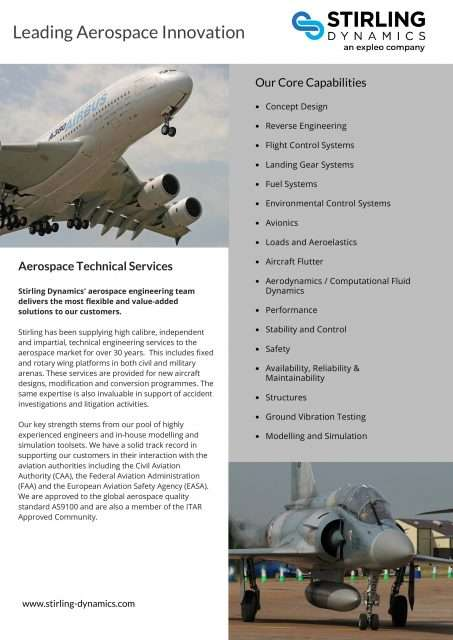 Aerospace Technical Services
