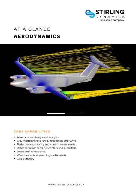 Aerodynamics Flyer