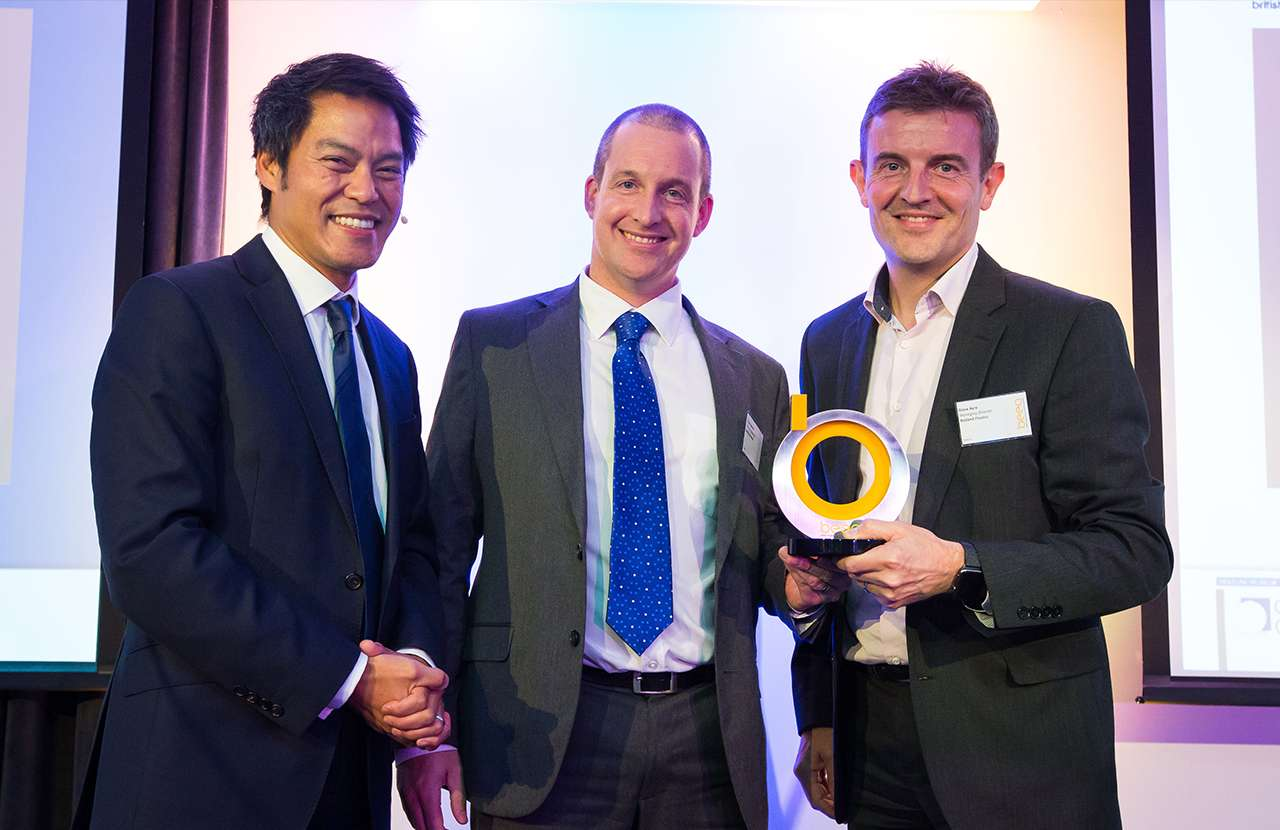 BEEA 2018 Consultancy of the Year Award