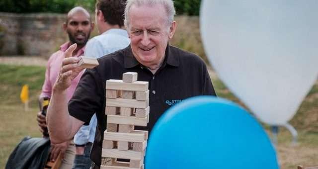Bob Stirling WEAF Life Time Acheivement Award 2018