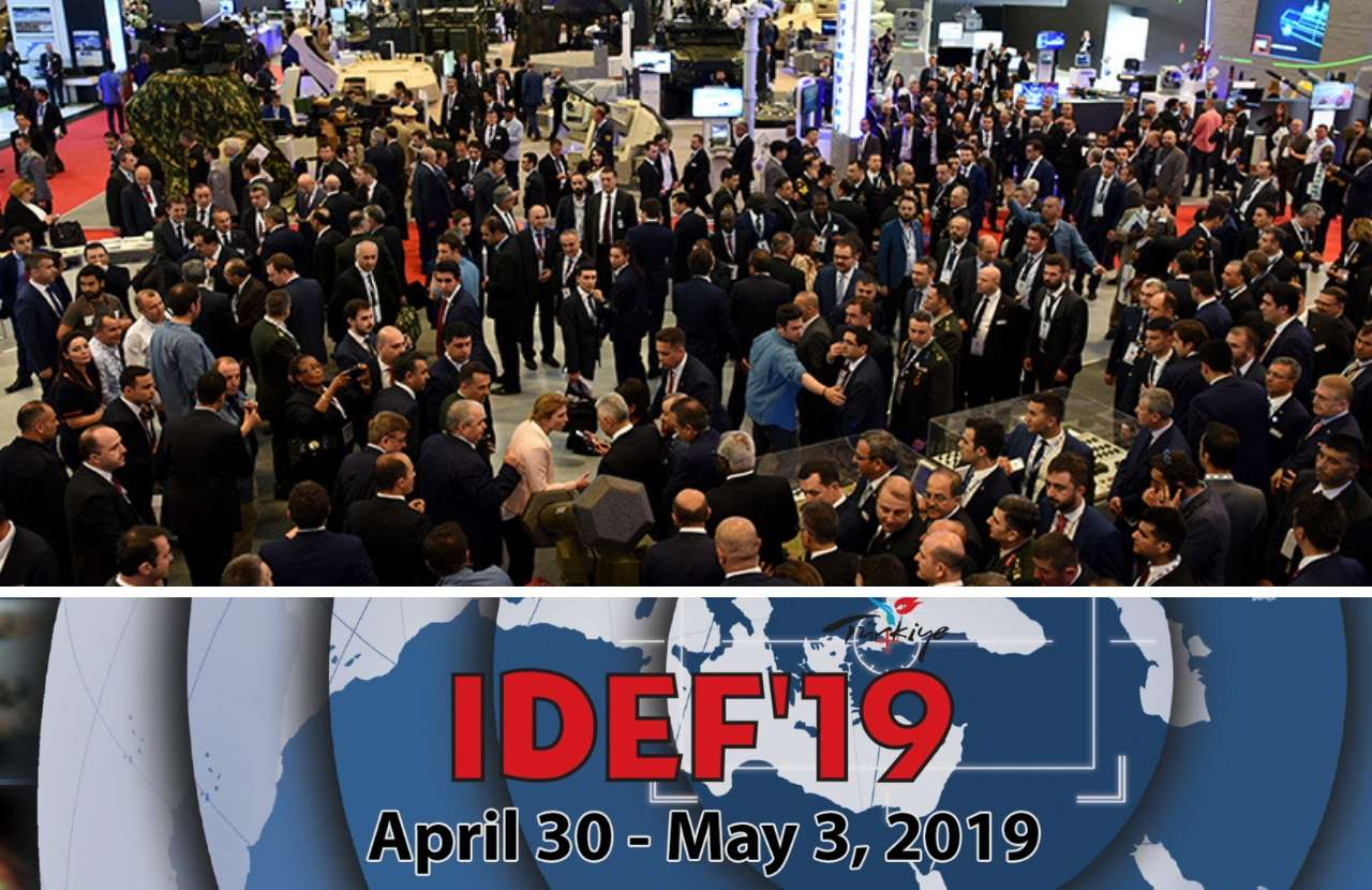IDEF 2019 Turkey