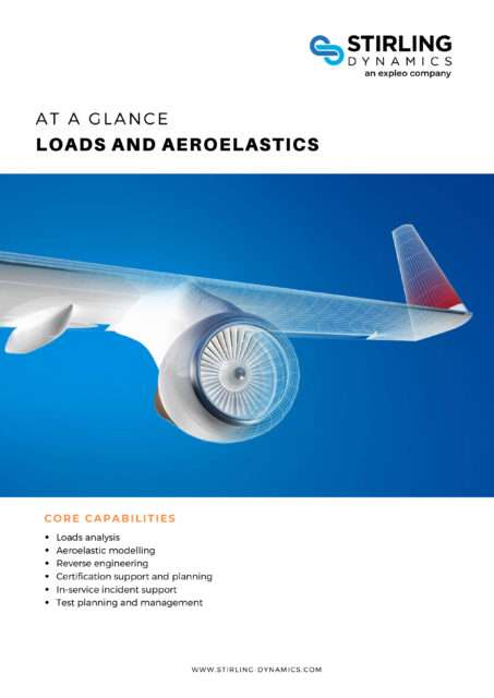 Loads and Aeroelastics