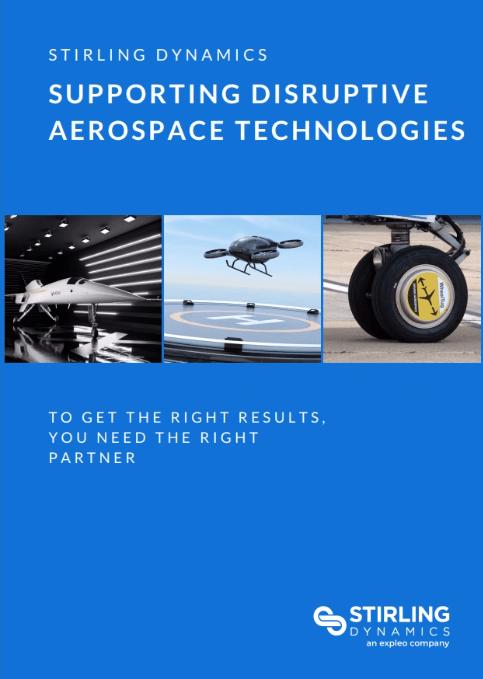 Disruptive Aeropace Technologies