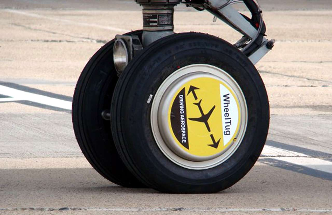 WheelTug Nose Wheel Design